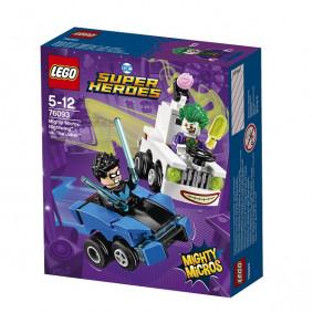 Կոնստրուկտոր 76093 Super Heroes,Mighty Micros: LEG
