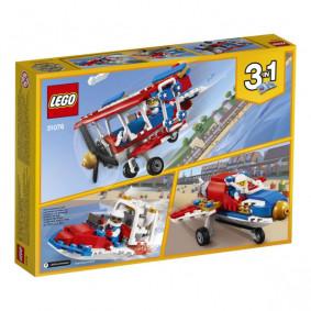 Կոնստրուկտոր 31076 Ինքնաթիռ LEGO