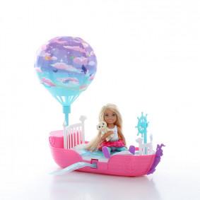 Մահճակալ DWP59 Dreamtopia Չելսի Barbie
