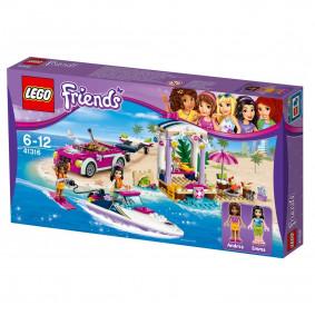 Կոնստրուկտոր 41316 Անդրեյի մոտորանավակը LEGO