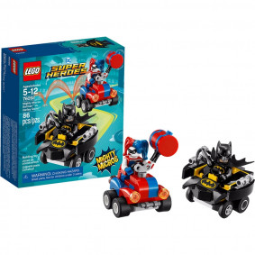 Կոնստրուկտոր 76092 Super Heroes, Mighty Micros: Բե