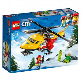Կոնստրուկտոր 60179 City Ուղղաթիռ շտապ օգնություն L