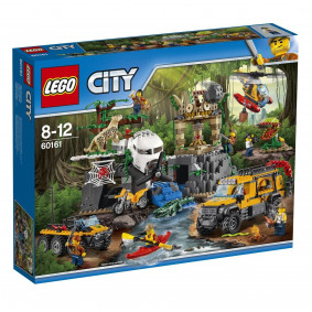 Կոնստրուկտոր 60161 City Jungle Explorer LEGO