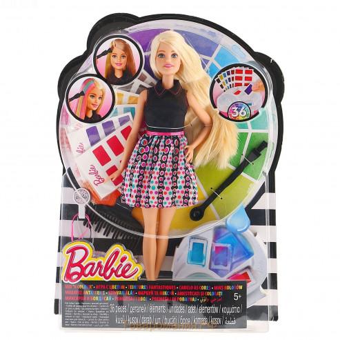 Տիկնիկ DHL90 Խաղ գույներով BARBIE