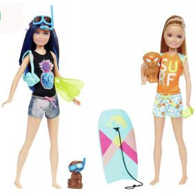 Տիկնիկ FBD68 «Ծովային արկածները» Քույրեր Barbie