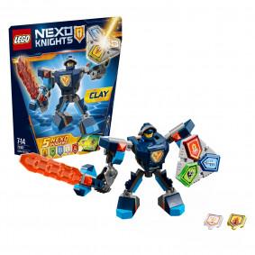 Կոնստրուկտոր 70362 Nexo Knights LEGO