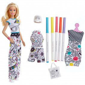 Տիկնիկներ FPH89/FPH90  Barbie