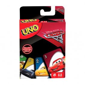 Խաղ FDJ15 UNO խաղաքարտերով Cars  GAMES