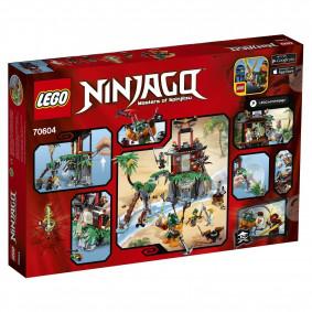 Կոնստրուկտոր 70604 Ninjago LEGO