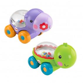 Խաղալիք BGX29 Կրիա/Բեգեմոտիկ գնդակներով Fisher