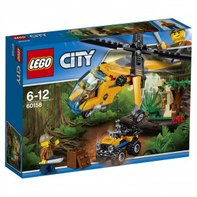 Կոնստրուկտոր 60158 City Jungle Explorer LEGO