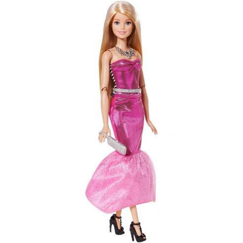 Տիկնիկ DMB30 տրանսֆորմացվող զգեստով  Barbie