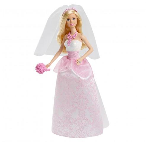 Տիկնիկ CFF37/ DHC35 Հեքիաթային հարսիկ Barbie