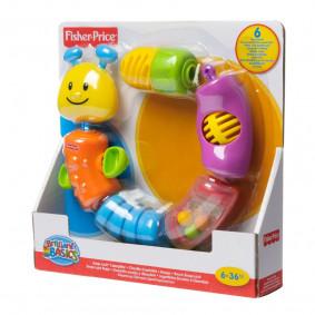Խաղալիք 9834W Թրթրուկ քանդվող Fisher-Price
