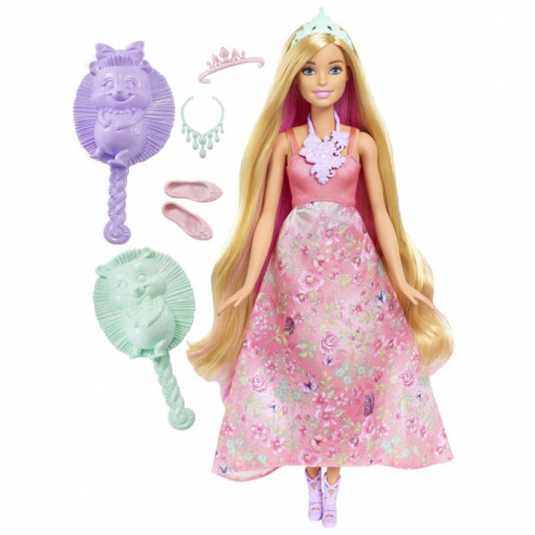 Տիկնիկ DWH41 Արքայադուստրեր կախարդական Barbie