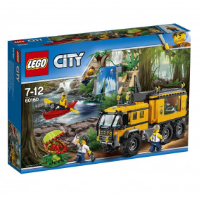 Կոնստրուկտոր 60160 City Jungle Explorer LEGO