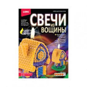 Մոմ մեղրամոմ Вн-002 Կախարդական տնակ LORI