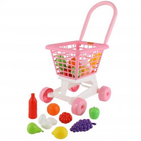 Սայլակ Supermarket №1 (վարդագույն) 68477