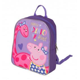 Ուսապայուսակ փոքր Պեպպա խոզուկ, դինո тм «Peppa Pig