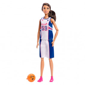 Տիկնիկ DVF68/FXP06 Բասկետբոլիստ Barbie