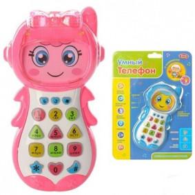 Հեռախոս 7483 Խելացի հեռախոս ձայնով և լույսով