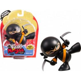 Խաղալիք 36998 Նինձյա՝ սև,մանգաղներ, TM Fart Ninjas
