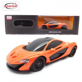 Մեքենա ռադիոկառ. 1:24 McLaren P1, цвет оранжевый 4