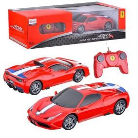 Մեքենա ռադիոկառ. 1:24 Ferrari 458 Speciale A, арт.