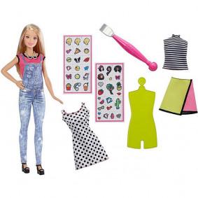 Խաղ. հավաքածու DYN93 Խաղ նորաձևության հետ Barbie