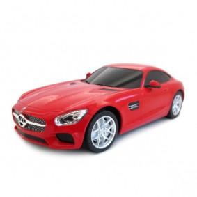 Մեքենա ռադիոկառ. 1:24 Mercedes AMG GT3, կարմիր գու