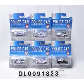 Մեքենա DL0091823 Ոստիկանություն մետաղ
