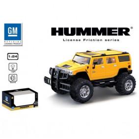 Մեքենա 1:24 HUMMER H3T 866-82441 իներցիոն, լույսով