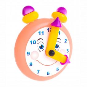 Ժամացույց 15023 Զվարթ զարդուցիչ Пластмастер