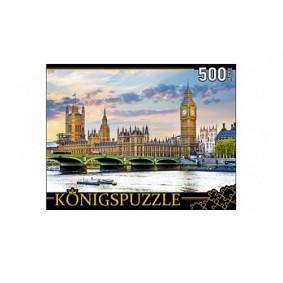 Փազլներ ГИК500-8306 Konigspuzzle Լոնդոն. Վեստմինս