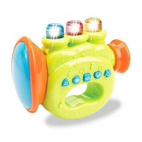 Երաժշտական զարգացնող խաղալիք: ՈՒՐԱԽ ՄԵՂԵԴԻ-4 Арт.