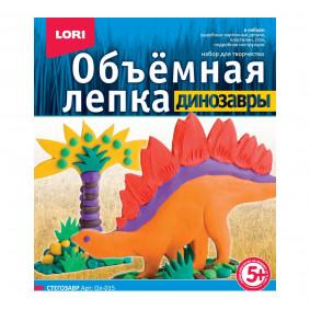 Ծավալային մոդելավորում: Դինոզավրներ Ол-015 LORI