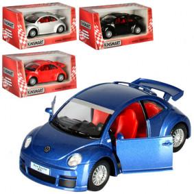 Մեքենա 1:32 Volkswagen New Beetle RSi KT5058W