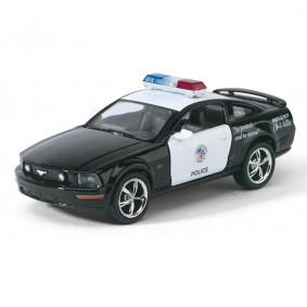 Մեքենա 1:38 Ford Mustang GT Police KT5091WP իներցի