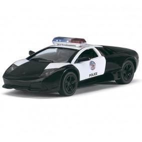 Մեքենա 1:36 Lamborghini LP640 Police KT5317WP մետա