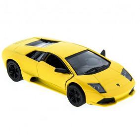 Մեքենա 1:36 Lamborghini LP640 KT5317W իներցիոն, մե