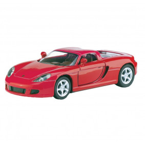 Մեքենա 1:36 Porsche Carrera GT KT5081W իներցիոն