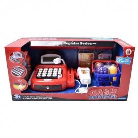 Դրամարկղ DL0045763 աքսեսուարներով, լույսով և ձայնո