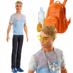Տիկնիկ FWV15 Կեն Barbie
