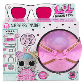 Տիկնիկ 552215 L.O.L. Surprise Biggie Pets Bunny