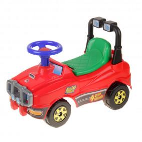 Մեքենա Ջիպ-սայլակ - №2 (կարմիր) 62888 ПОЛЕСЬЕ