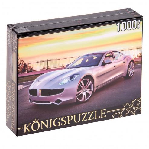 Konigspuzzle Փազլներ 1000 կտոր КБК1000-6509 Սպորտա