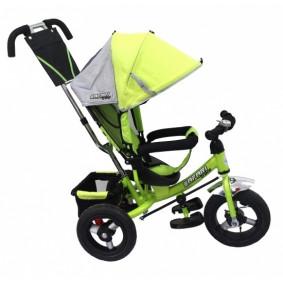 Հեծանիվ SAFARI ZERO 3-անիվ պլաստ. անիվներ 10/8,