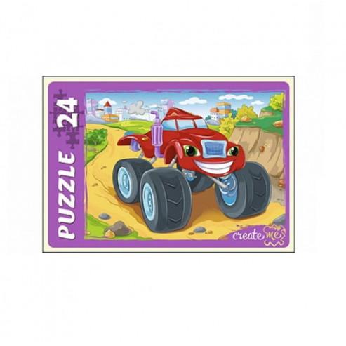 14. Մաքսի-Փազլներ 24 կտոր, Ուրախ Ջիպ Арт. ПУ24-728