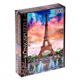 Konigspuzzle. Փազլներ 1000 կտոր. МГК1000-6482 ՓԱՐԻ