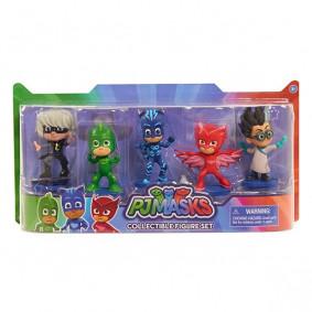 Խաղային հավաքածու № 2: 5 հատ.*8սմ_PJ Masks 33442